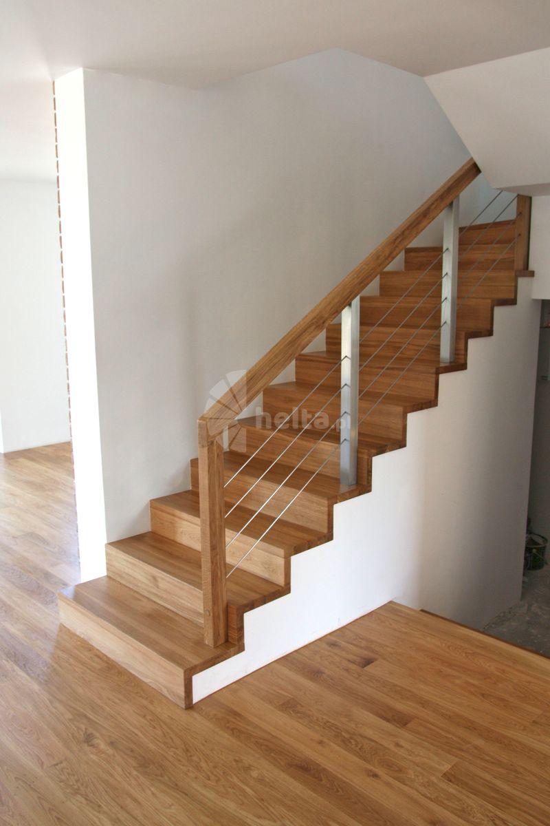 balustrady drewniane na schody