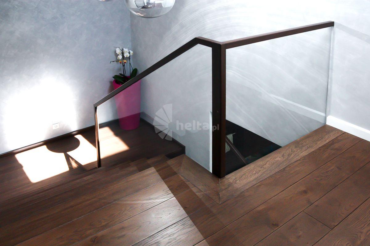 barierki schodowe wewnętrzne