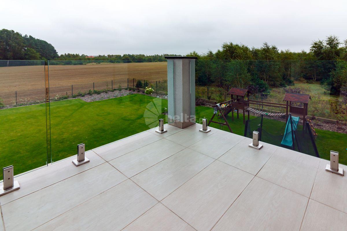balustrada tarasowa szklana