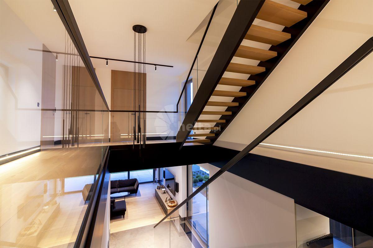 balustrada na schody wewnętrzne