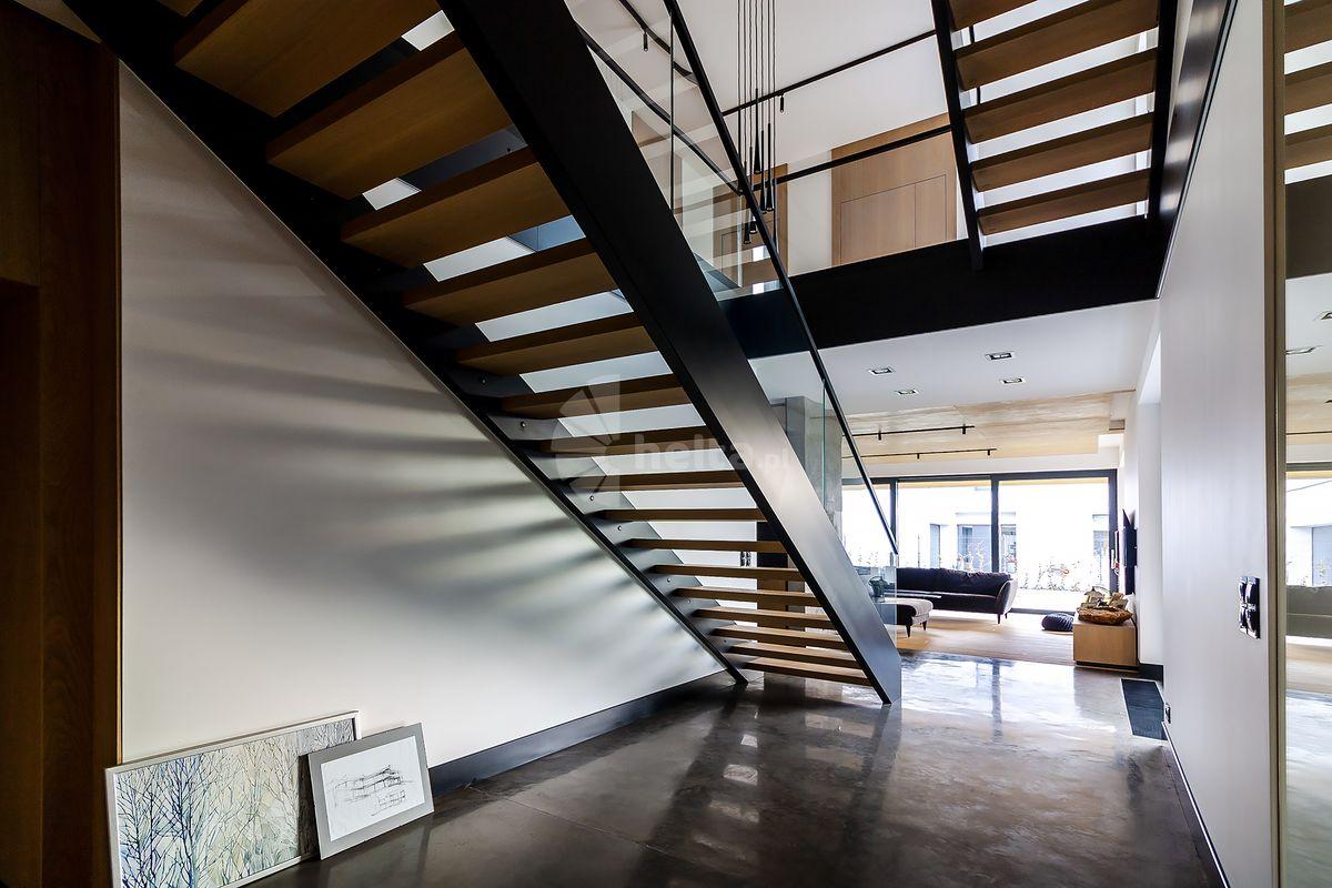 schody loftowe