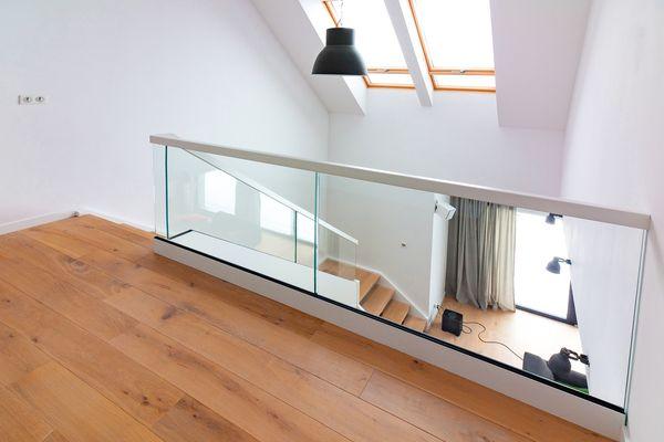 Szkło do balustrad