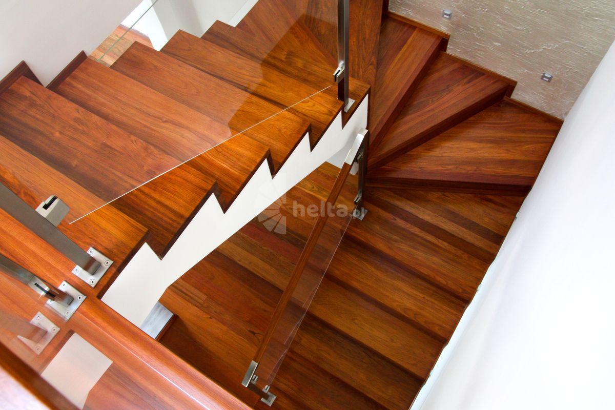 Drewno Jatoba w układzie zabiegowym