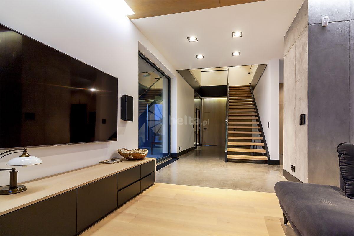 balustrada do schodów