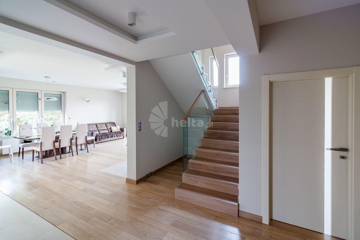 schody drewniane w nowoczesnej formie