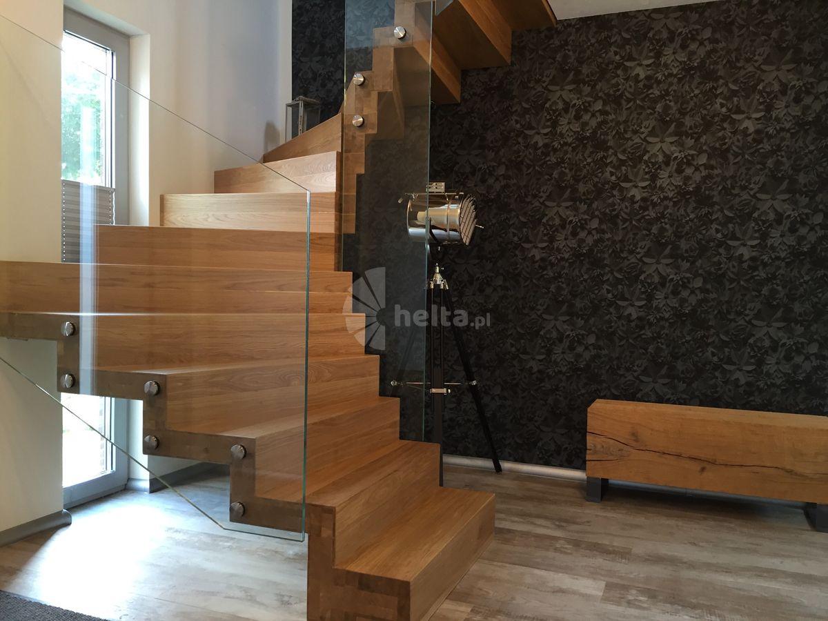 balustrada schody zabiegowe