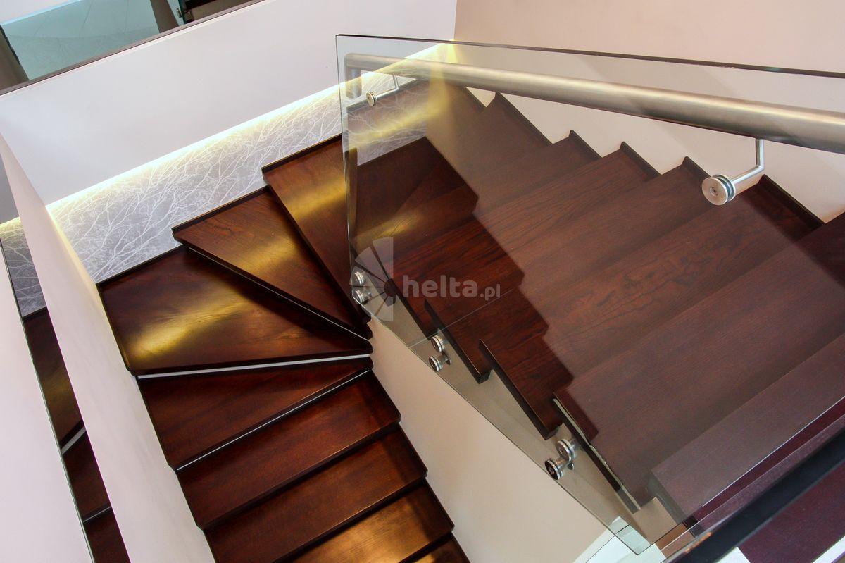 oświetlenie schody