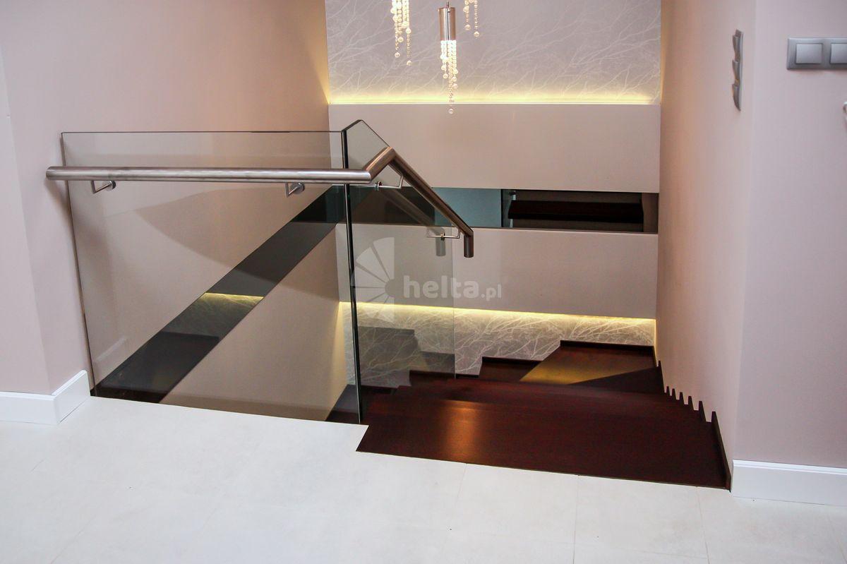 schody oświetlenie