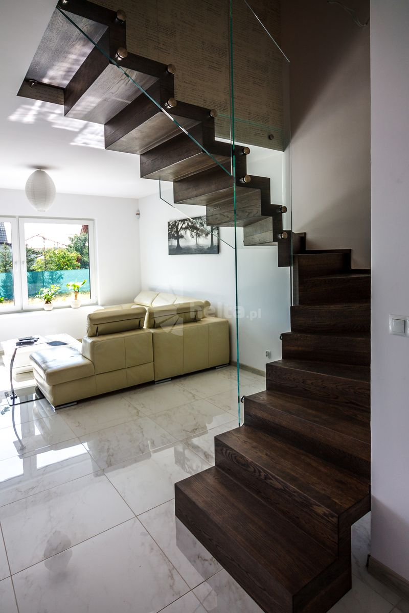 schody samonośne ażurowe