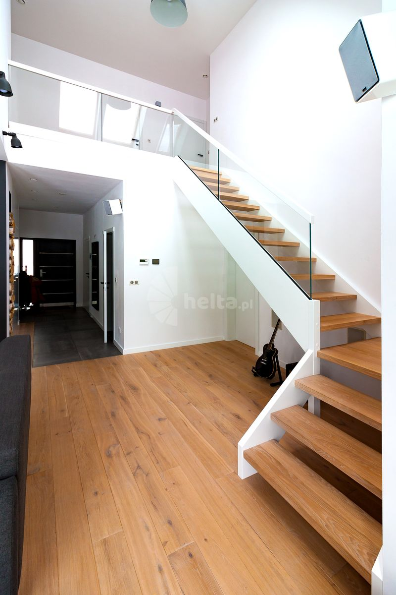 schody samonośne konstrukcja