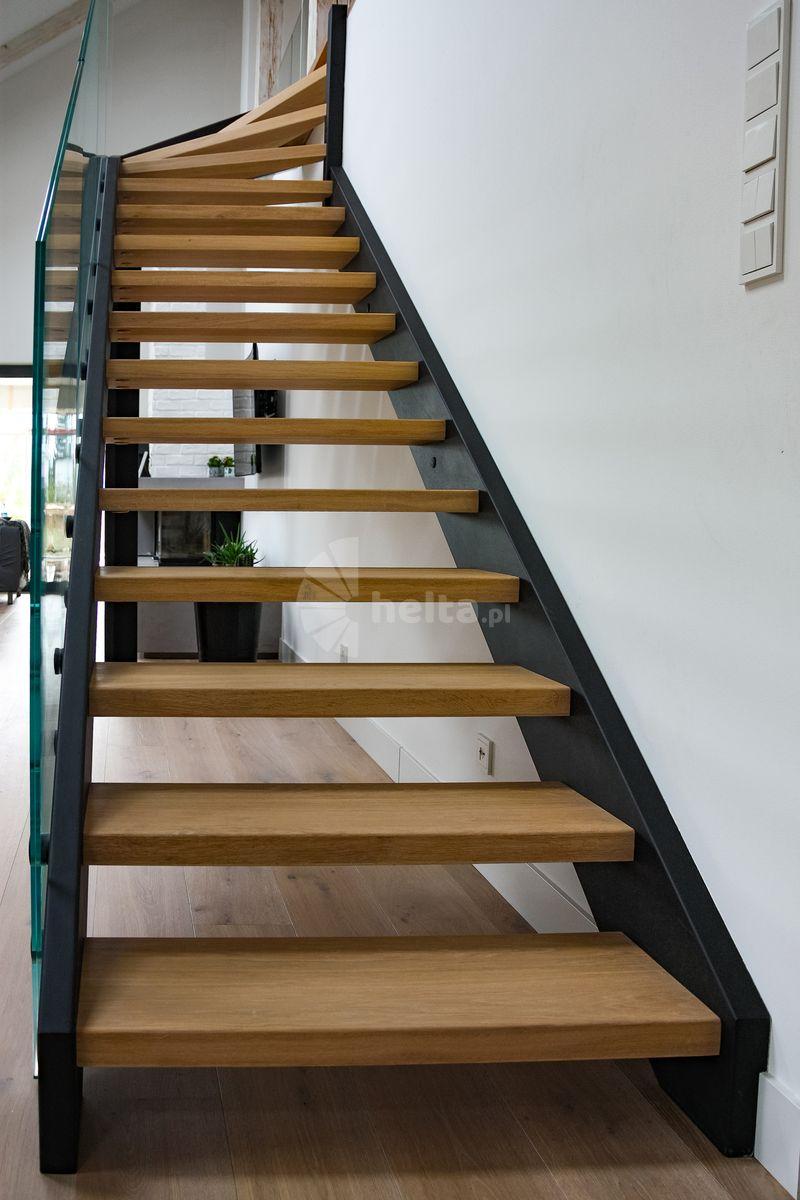 schody w stylu loft
