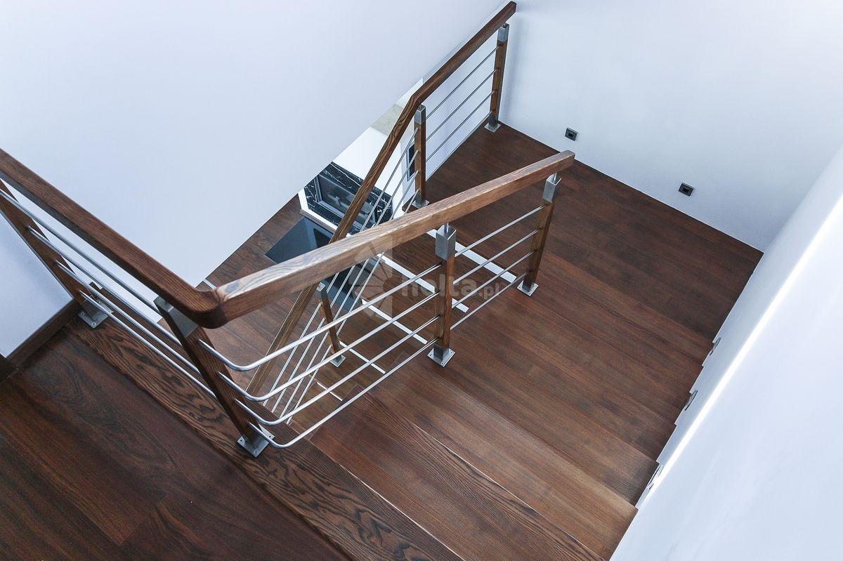 nowoczesne balustrady schodowe