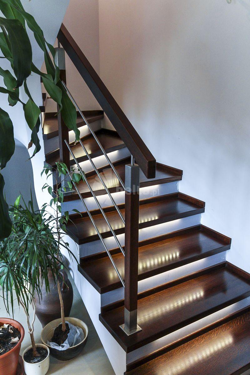 balustrada ze stali nierdzewnej schody
