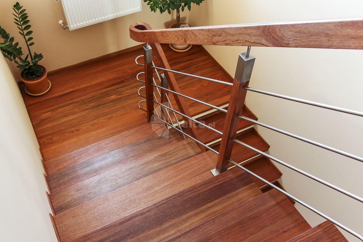 balustrada metalowa na schody