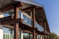 Balkony oraz tarasy wykonane ze szkła hartowanego