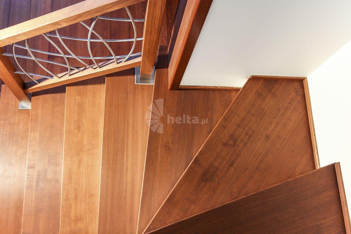 rzut schodów