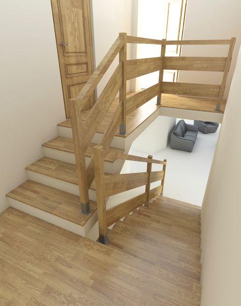 Projektowanie barierek drewnianych wypełnienie poziome