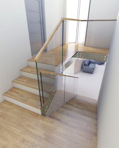 Projektowanie balustrad szklanych