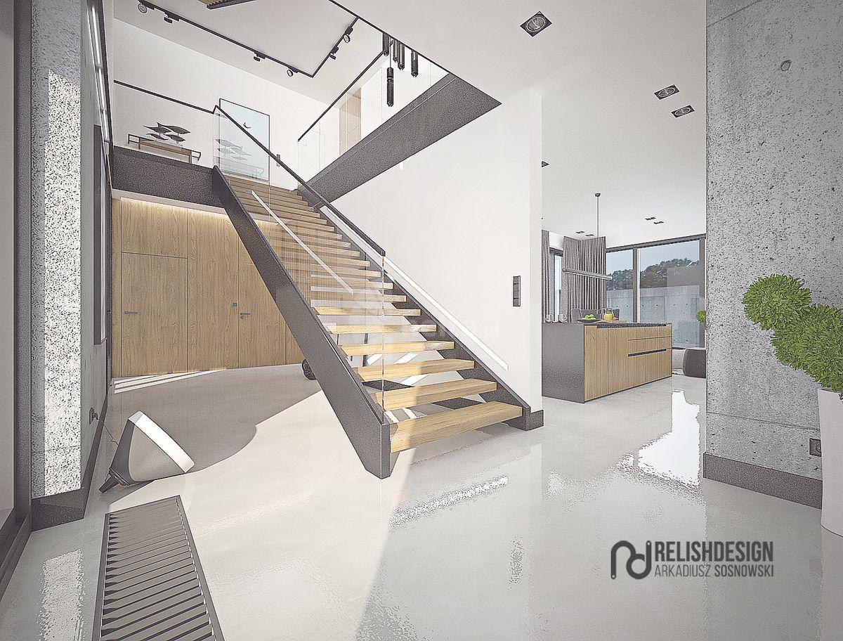 Projektowanie schodów oraz balustrad wewnętrznych