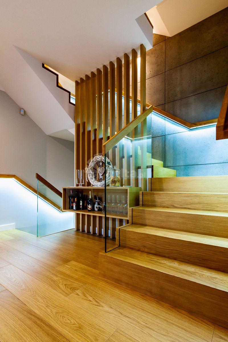 schody zabiegowe nowoczesne