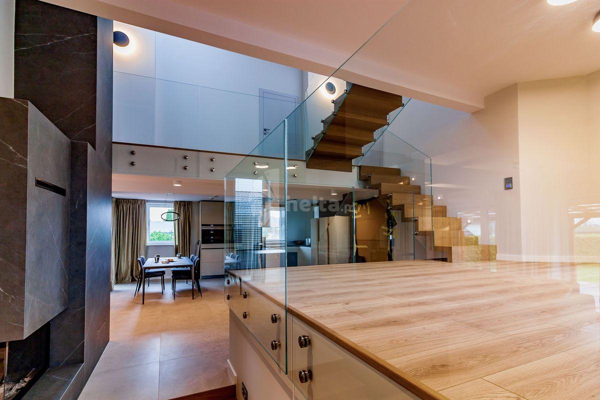 nowoczesne balustrady schody
